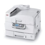 C9650dn Digital Color LED Printer