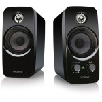 Inspire T10 - Speakers - for PC - 10 Watt (total) - 2-way - glossy black