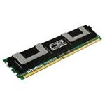 DDR2 - 16 GB : 2 x 8 GB - FB-DIMM 240-pin - 667 MHz / PC2-5300 - fully buffered - ECC - for Dell PowerEdge 19XX, 29XX, M600, R900; Precision Fixed Workstation R5400, T5400, T7400