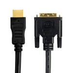 Belkin video cable - HDMI / DVI - 3 ft F2E8242b03
