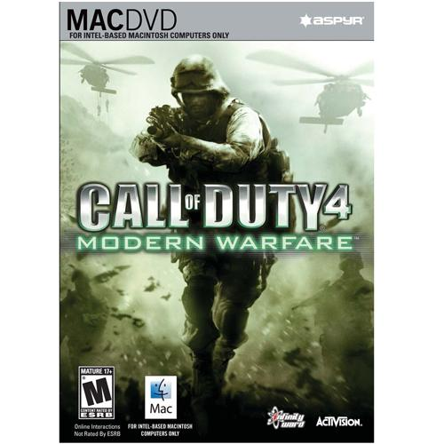 Aspyr Media Call of Duty 4: Modern Warfare  - Mac