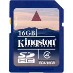 flash memory card - 16 GB - SDHC