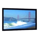 Cinema Contour with Pro-Trim finish - Projection screen - 106 in ( 269 cm ) - 16:9 - High Contrast Cinema Vision