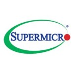 Supermicro - System cabinet bezel - front - black - for SC813