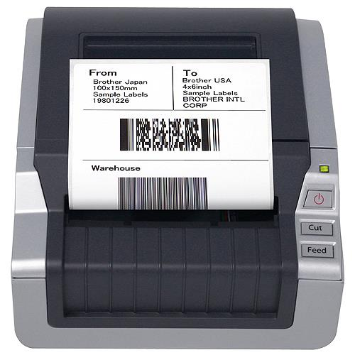 Brother QL-1060N Wide Format Professional Label Printer with Built-in Networking