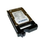 Hard drive - 300 GB - hot-swap - SAS - 10000 rpm - for Dell PowerEdge 1900, 1950, 1955, 2900, 2950, 6850, 6950