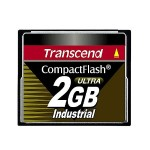 2GB Ultra Speed Industrial CompactFlash memory card