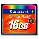 16GB 133x CompactFlash Card