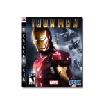 Iron Man The Video Game - PlayStation 3