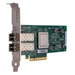 Qlogic True Enterprise Class X4 PCI Express to 8Gbps Single Port Fibre Channel HBA (Host Bus Adapter), Multi-mode Optic - CK QLE2560-CK