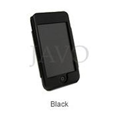 JAVOedgeAll Aluminum Metal Case for Apple iPod Touch 8GB/ 16GB/ 32GB - Black(PSHD-91124-F06)