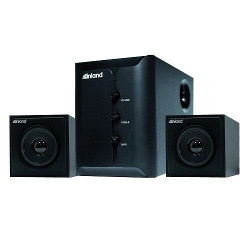 Inland Products PRO SOUND 2.1 SPEAKER SYSTEM