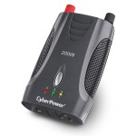 200 WATT DC/AC Mobile Power Inverter.