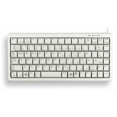 CherryUltraslim 4100 Keyboard Light grey 11