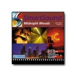 Audio Palette Volume 32: Midnight Moods - Box pack - 1 user - CD - Win, Mac