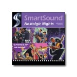 Audio Palette Volume 43: Nostalgic Nights - Box pack - 1 user - CD - Win, Mac