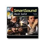 Audio Palette Volume 25: Rock Solid - Box pack - 1 user - CD - Win, Mac