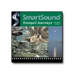 Audio Palette Volume 50: Tranquil Journeys - Box pack - 1 user - CD - Win, Mac