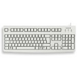 Classic Line G83-6104 - Keyboard - PS/2 - English - US - light gray
