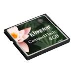 4GB Flash Memory Card - CompactFlash