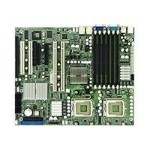 SUPERMICRO X7DVL-E - Motherboard - ATX - LGA771 Socket - 2 CPUs supported - i5000V - 2 x Gigabit LAN - onboard graphics