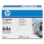 HP Inc. LaserJet CC364A Black Print Cartridge CC364A