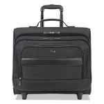 "SOLO Classic Rolling Laptop Overnighter B64-4 - Notebook carrying case - 15.6"" - black B64-4"