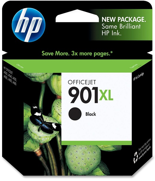 HP 901XL Officejet Black Ink Cartridge