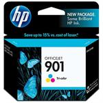 901 Officejet Tri-color Ink Cartridge