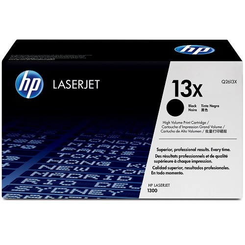 HP 5Pk Toner Cartridge Black 4K-Bdl Lj 1300