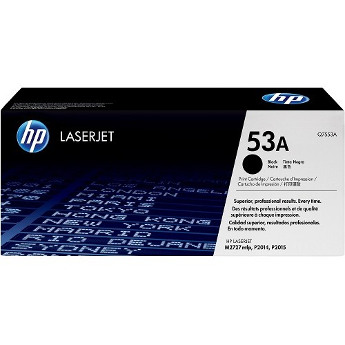 HP 5Pk Toner Cartridge Black 3K-Bdl Yield Lj P201