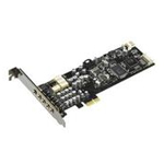 Xonar DX 7.1 Channel Dolby PCIe Sound Card