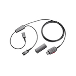 Plantronics Y-Adaptor Trainer for Avaya Headsets with QuickDisconnect Locks 62011-01