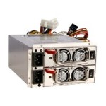 XEAL IS-550R8P - Power supply (internal) - PS/2 - AC 100-240 V - active PFC - 4U