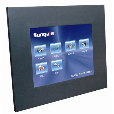 Sungale Group8 inches High Resolution Digital Photo Frame(AW8F-003B)
