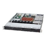 "Supermicro SuperServer 6015C-NTRV - Server - rack-mountable - 1U - 2-way - RAM 0 MB - SATA - hot-swap 3.5"" - no HDD - DVD - ATI ES1000 - GigE - monitor: none"