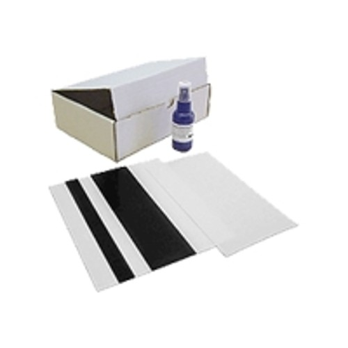 Ambir Technology Enhanced Cleaning and Calibration Kit SA125-A4 - scanner cleaning and calibration kit
