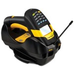 PowerScan PM8300 - Barcode scanner - handheld - 35 scan / sec - decoded - RF