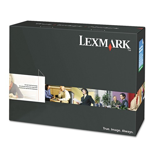 Lexmark Yellow StdyCartridge for C52X Taa