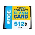 ProShot 100X CF Memory Card - 512MB