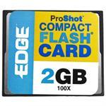ProShot 100X CF Memory Card - 2GB