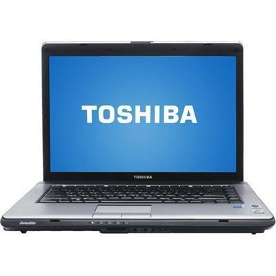 ToshibaSatellite A205-S5804 Intel Pentium Dual-Core T2330 1.60GHz Notebook - 1GB PC5300 DDR2, 120GB HDD, DVD SuperMulti (+/-R DL), 15.4
