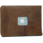 "13"" Premium Leather Sleeve for all 13"" MacBook Models - Vintage"