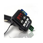 Soundfly SD WMA/MP3 Player Car Fm Transmitter for SD Card, USB Stick, Mp3 Players