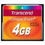 Flash memory card - 4 GB - 133x - CompactFlash
