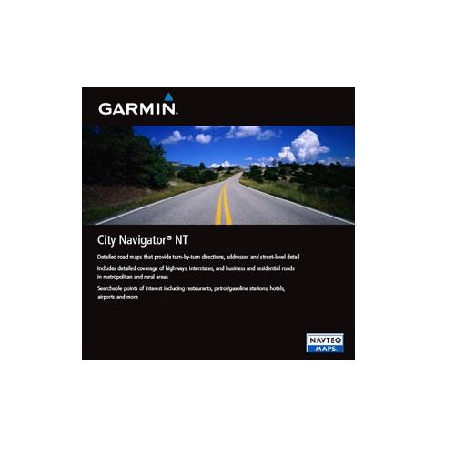 Garmin International microSD City Navigator Europe NT Nordics Pre-Programmed Card with Adapter