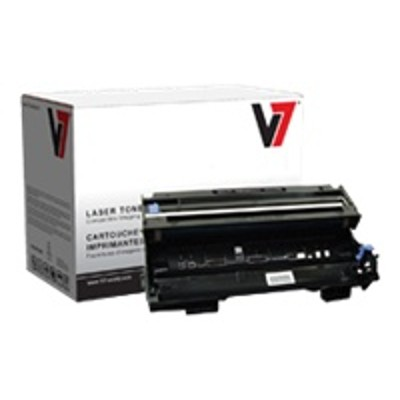 V7Laser Toner for select Brother Printers - Replaces DR400(V7DR400)