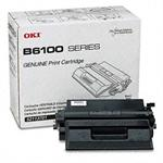 Oki Black - original - toner cartridge - for B6100, 6100dn, 6100n 52113701