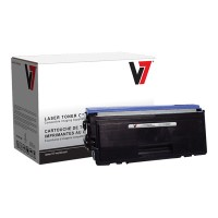 V7 High Yield - black - remanufactured - toner cartridge ( equivalent to: Brother TN580 ) - for Brother DCP 8060, 8065; HL-5240, 5250, 5280; MFC 8460, 8660, 8670, 8860, 8870 V7TN580