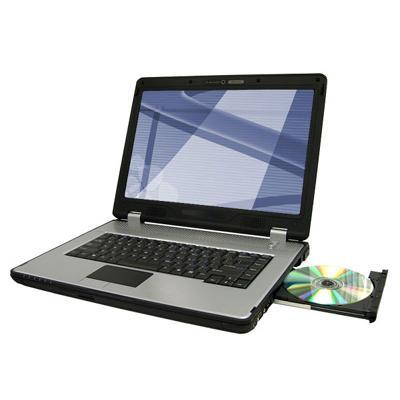 Rugged Notebooks Black Hawk Duo Semi Rugged/15.4